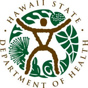 Hawaii Department of Health logo