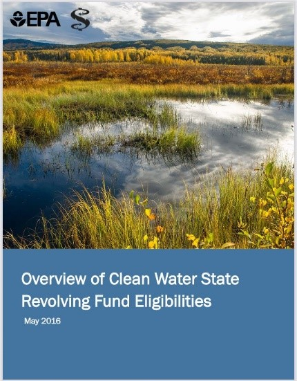 Overview of clean water state revolving fund eligibilities